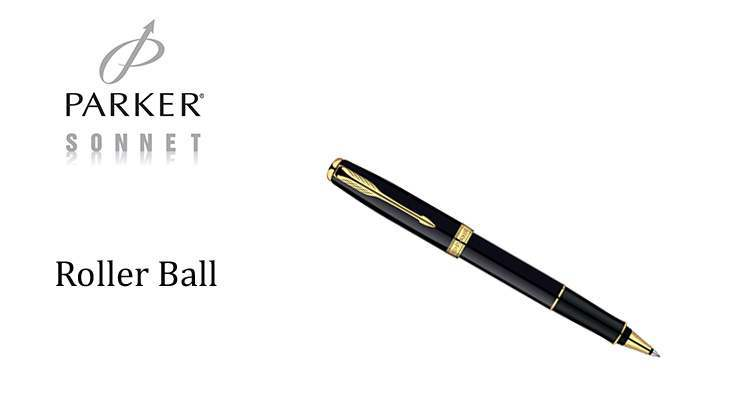 Laque Black GT Roller Ball