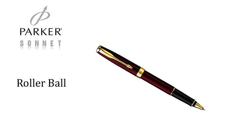 Laque Red GT Roller Ball
