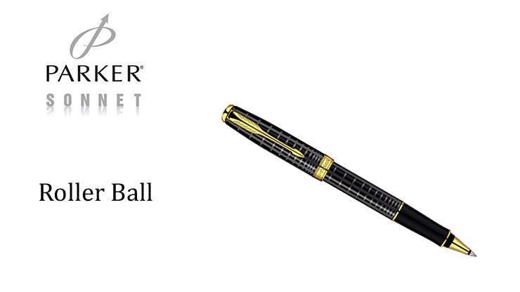 Linear Grey GT Roller Ball