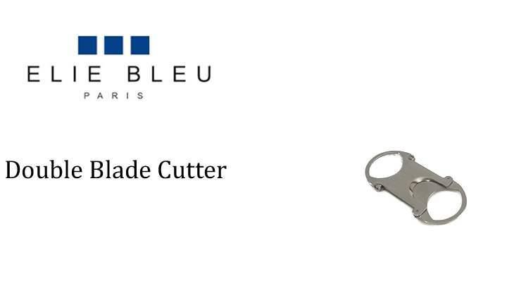 Elie Bleu Double Blade Cutter