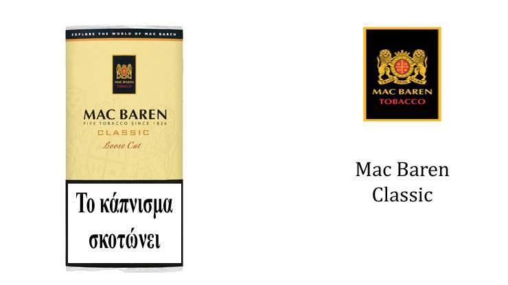 MAC BARREN Classic