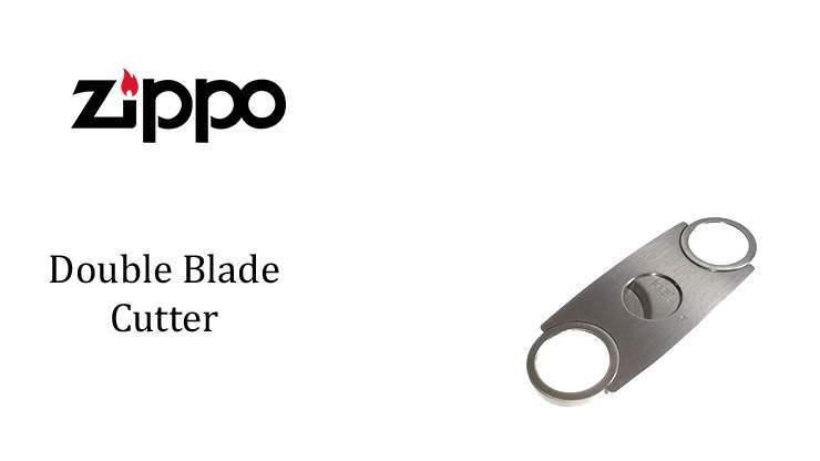Zippo Double Blade Cutter