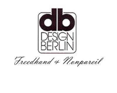 Freehand & Nonpareil (Unique Models)